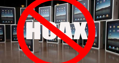 Apple Giveaway Hoax