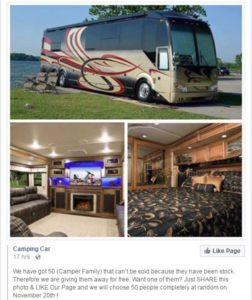 Camper Family Hoax